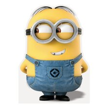 Life-Size Despicable Me Minion Cut Out Decoration, Dave
