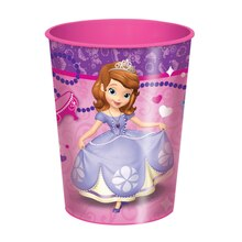 Sofia the First Plastic Cup, 16oz