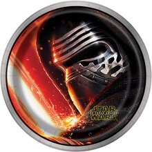 "7"" Star Wars Dessert Plates, 8ct, medium"