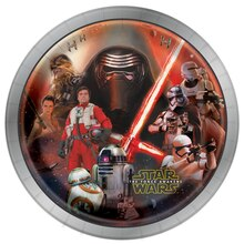 "9"" Star Wars Dinner Plates, 8ct"