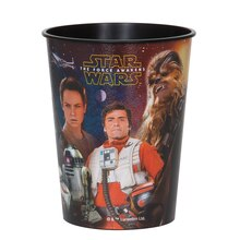 16oz Star Wars Plastic Cup