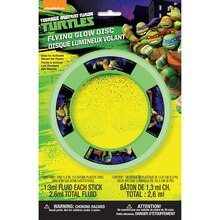 Teenage Mutant Ninja Turtles Glow Flying Disc