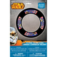 Star Wars Flying Glow Disc