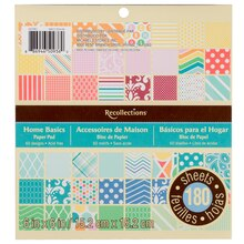 Home Basic Paper Pad by Recollections