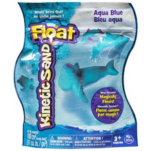 Kinetic Sand Float, Blue