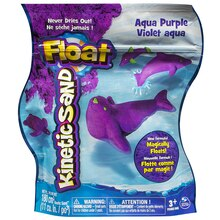 Kinetic Sand Float, Purple