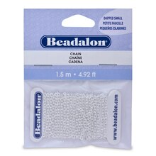 Beadalon Small Dapped Chain