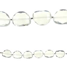 Halcraft Bead Gallery Crystal Glass Faceted Beads
