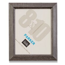 "Parker Collection Wall Frame by Studio Decor, 8"" x 10"" Black"
