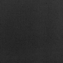 9.3 Oz Black Cotton Canvas
