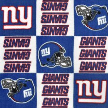 New York Giants NFL Fleece