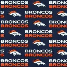 Denver Broncos NFL Cotton