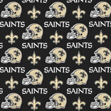 New Orleans Saints NFL Cotton