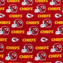 Kansas City Chiefs NFL Cotton
