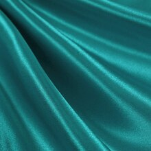 Light Teal Satin