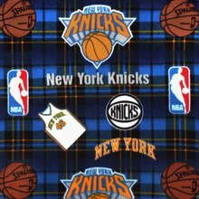 New York Knicks NBA Fleece