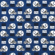 Indianapolis Colts NFL Cotton