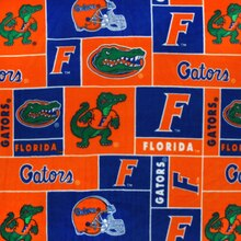 Florida Gators Allover NCAA Fleece