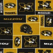 Missouri Tigers Allover NCAA Fleece