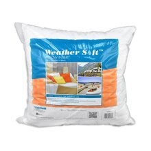"""Weather Soft Outdoor Pillow - 18"""" x 18"""""""