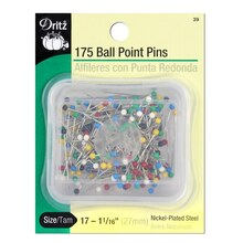 175 Ball Point Pins, Size 17