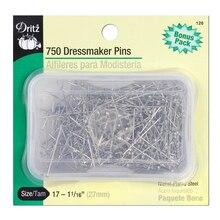 750 Dressmaker Pins, Size 17