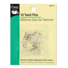 10 Twist Pins