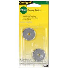 28mm Replacement Rotary Blades - 2 Pack
