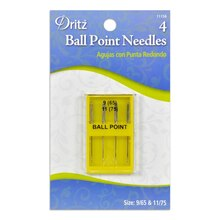 Ball Point Machine Needles - Size 9/11