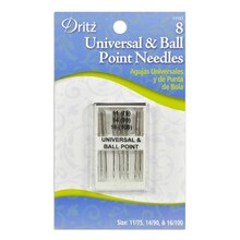 Ball Point & Universal Needles - Size 11/14/16