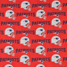 New England Patriots NFL Cotton