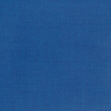 Bright Blue Natural Charm Broadcloth