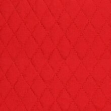 """Red Country Classic Single Faced 1"""" Diamond Quilted"""
