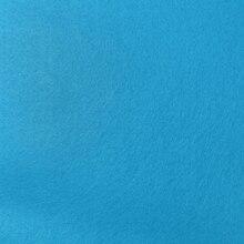 Brilliant Blue Felt