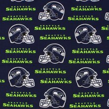 Seattle Seahawks NFL Cotton