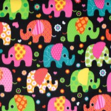 Elephants WinterFleece