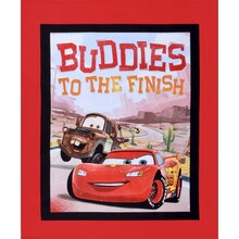 Disney Cars Buddies to the Finish Panel
