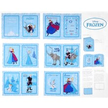 Disney Frozen Annas Friends Softbook Panel