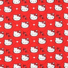 Sanrio Hello Kitty Plaid Diamond