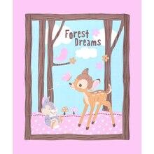 Disney Bambi Woodland Dreams Panel