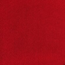 Cottage Red Wool Felt