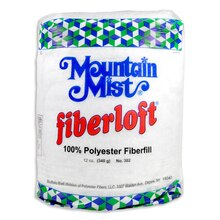 Fiberloft Polyester Stuffing - 12 Ounce Bag