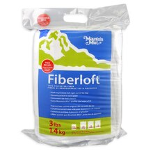 Fiberloft Polyester Stuffing - 3 Pound Bag