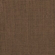 Dark Brown Burlap