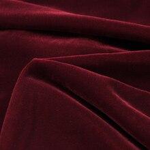 Fairvel Cardinal Red Micro Velvet