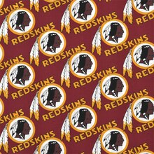 Washington Redskins NFL Cotton