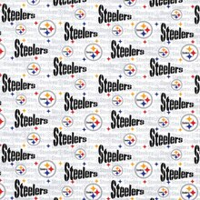 Pittsburgh Steelers NFL Cotton