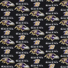 Baltimore Ravens NFL Cotton