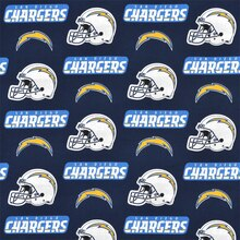 San Diego Chargers NFL Cotton
