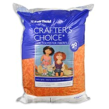 Crafter's Choice Polyester Fiberfill - 20 Ounce Bag